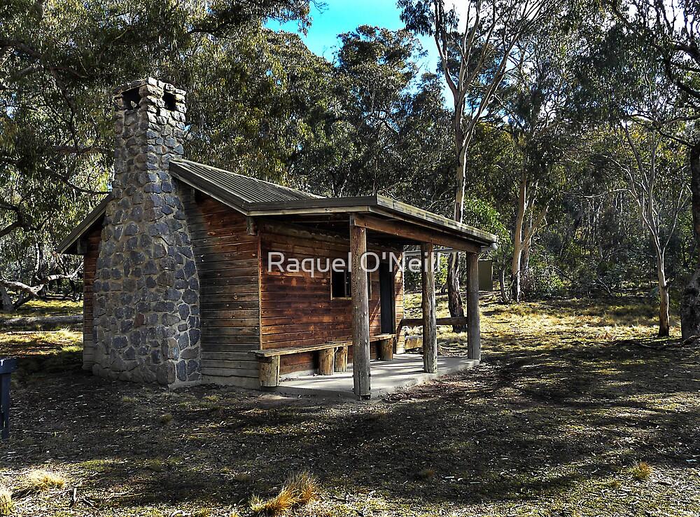 Brandy Flat Hut by Raquel O'Neill