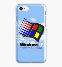 WINDOWS 95 iPhone Case/Skin