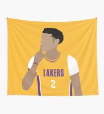 Lonzo Ball Wall Tapestry