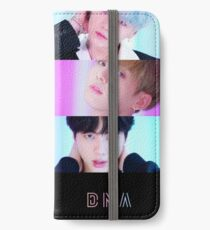BTS DNA2 iPhone Wallet/Case/Skin