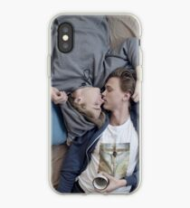 EVAK KISS iPhone Case