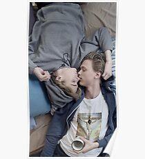 EVAK KISS Poster