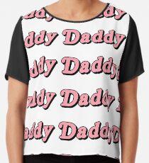 DADDY Chiffon Top