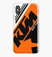 KTM Star iPhone Case/Skin