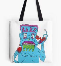 Barf Life Tote Bag