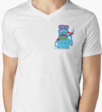 Barf Life Men's V-Neck T-Shirt