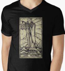 The Hermit Men's V-Neck T-Shirt