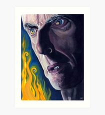 Doctor Who - 'Twelfth Night' Art Print