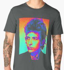 Bob Dylan Psychedelic Men's Premium T-Shirt