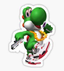 Super Mario Bros Yoshi  Sticker