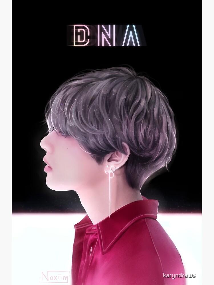 DNA - Taehyung von karyndraws