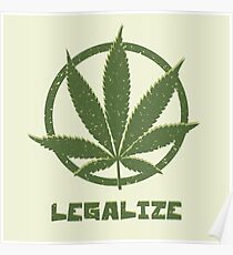 Legalize Poster