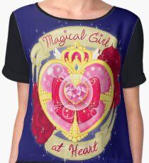 Magical Girl At Heart Chiffon Top