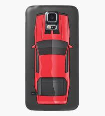 Red Iroc Top Case/Skin for Samsung Galaxy