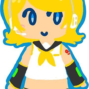 Chibi Rin by Keikuroneko