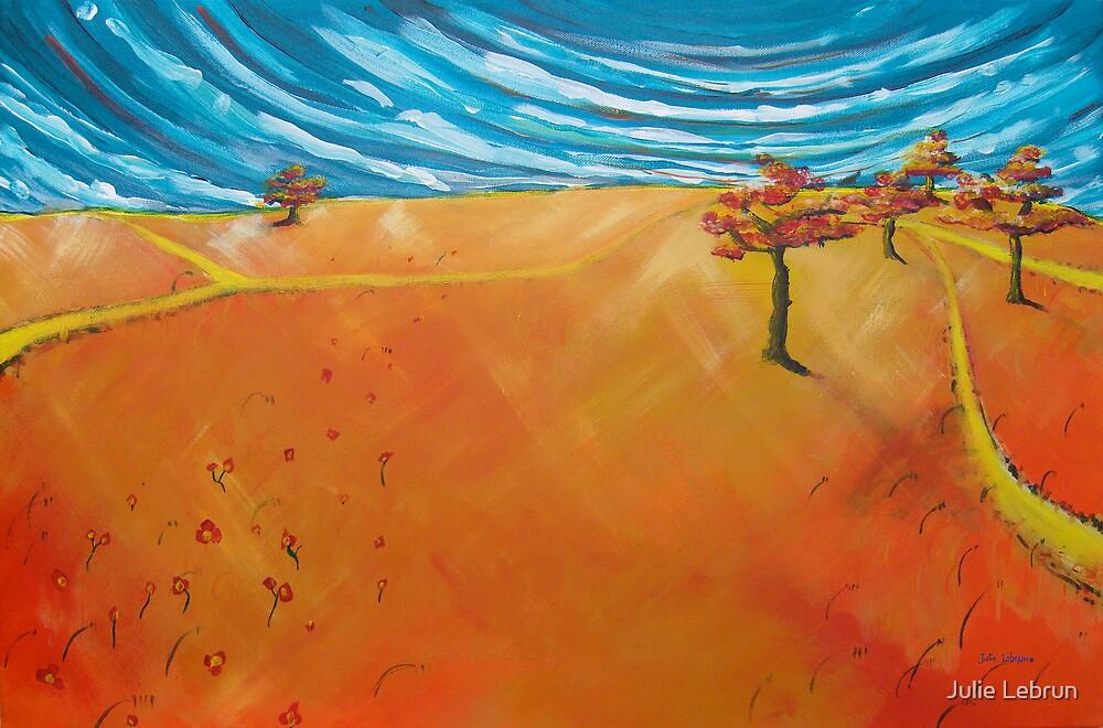 Some strange place 2 by Julie Lebrun