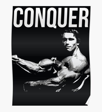 Arnold Schwarzenegger: Posters | Redbubble