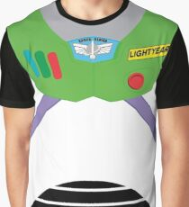 Buzz Lightyear Suit Graphic T-Shirt