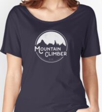 Happiest Mountains on Earth Women's Relaxed Fit T-Shirt