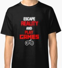 Reality Game Classic T-Shirt
