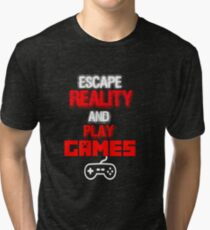 Reality Game Tri-blend T-Shirt