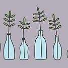 Glass Jars by whatsandramakes