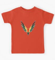 Maverick Color Logo Kids Clothes