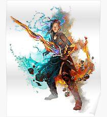 Guild Wars 2 - Weaver Poster
