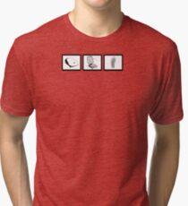The Injury  Tri-blend T-Shirt