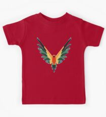 Maverick Bird In Color Kids Clothes