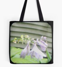 Hosta La Vista Tote Bag