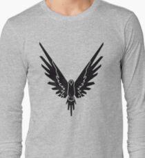 Maverick Monoblack Logo T-Shirt