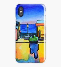 Surf Shop iPhone Case/Skin