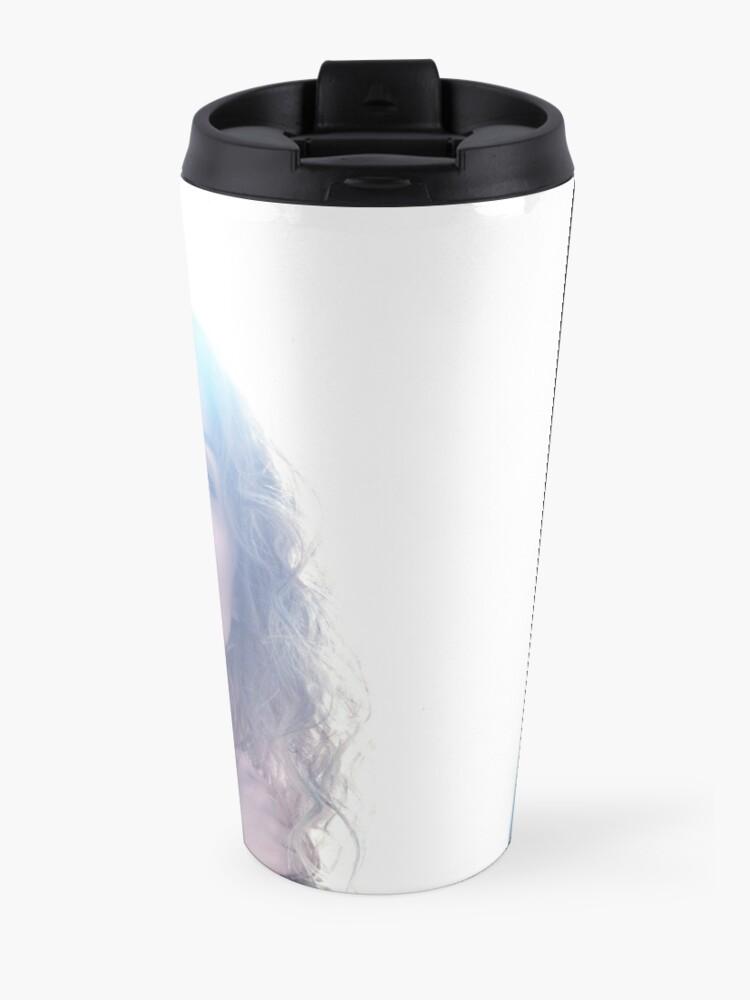 Alternate view of Mountain Dweller 7 Travel Mug