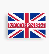 MODERNISM-UK Canvas Print