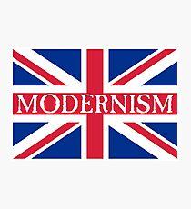 MODERNISM-UK Photographic Print