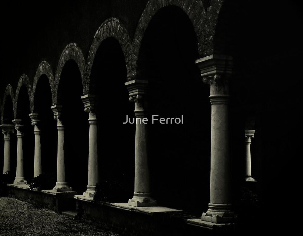 VENETIAN ARCHES by June Ferrol