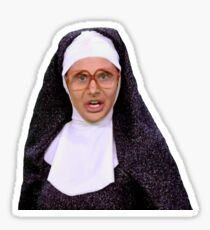 Sister Mary Coont (Trinity Taylor) Sticker