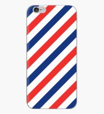 Barber Stripes iPhone Case