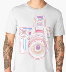 Cute Pastel Camera Men's Premium T-Shirt