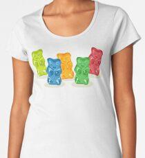 Gummy Bears Gang Women's Premium T-Shirt