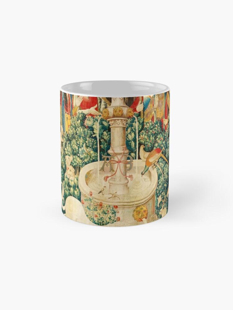 Alternate view of HD The Unicorn is Found (1495) Mug