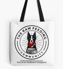RFC Border Collie logo bags & mugs Tote Bag
