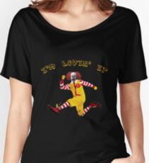 Pennywise Is Lovin' It! Women's Relaxed Fit T-Shirt