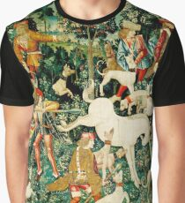 HD The Unicorn is Attacked (1495) Graphic T-Shirt
