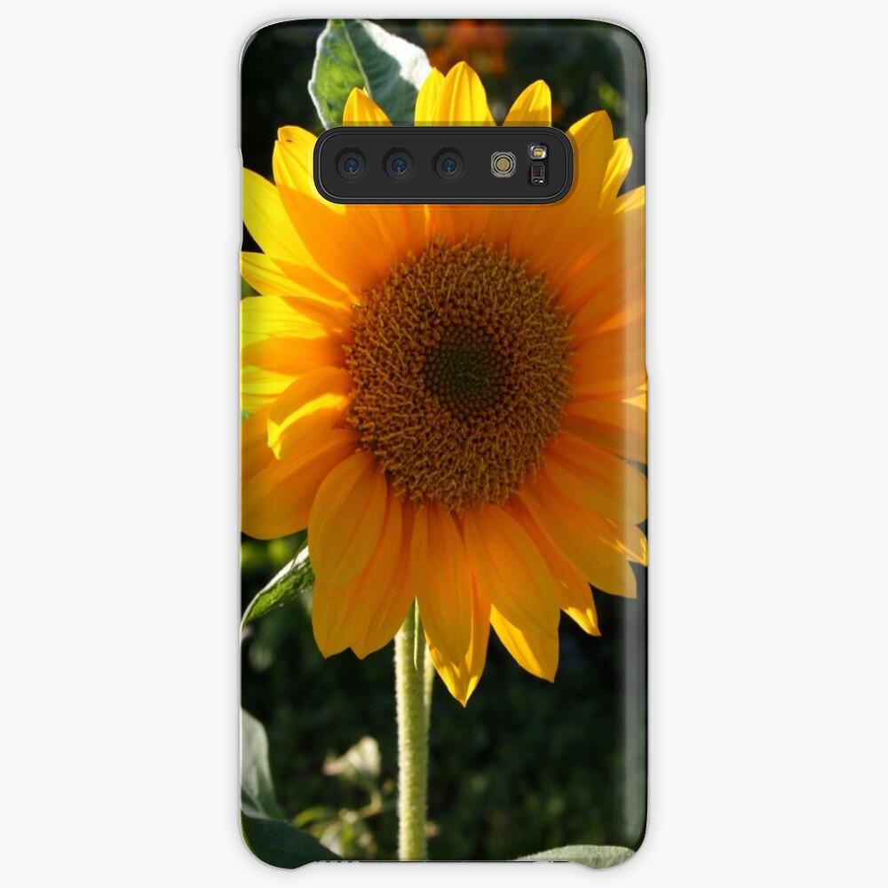Botanik 1 Hülle & Klebefolie für Samsung Galaxy