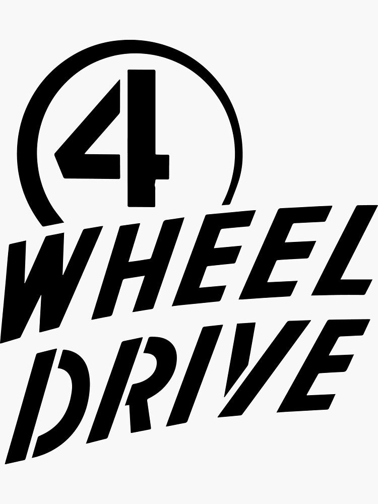 4 Wheel Drive! by boulevardier