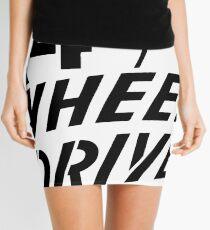 4 Wheel Drive! Mini Skirt