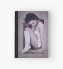 Square Hole Hardcover Journal