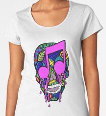 Crainial Bass II Premium Scoop T-Shirt